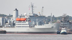 Ships on the Mersey-RFA Fort Austin (sab89) Tags: liverpool austin river waterfront fort navy royal tug fleet tugs mersey nato merseyside smit cammell lairds rfa sandon refit auxillary forcesbirkenhead