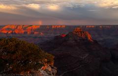 South Rim Rainbow (IntrepidXJ) Tags: sunset arizona night sunrise utah nationalpark grandcanyon monsoon sunburst northrim 2012 thewave coyotebuttes arizonastrip vermilioncliffsnationalmonument northcoyotebuttes pariaplateau studhorsepoint randylangstraat anasaziphotography