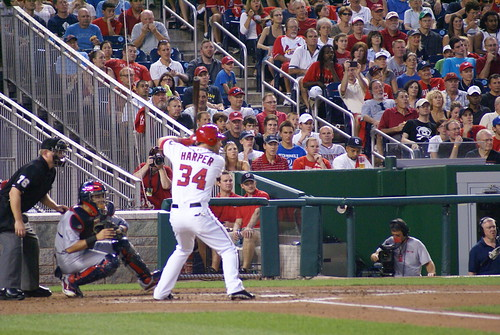 Bryce Harper by L. Richard Martin, Jr., on Flickr