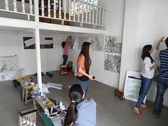 Exposicin Espacio Vaco (Boris Forero) Tags: architecture ecuador arquitectura models exposition plans guayaquil facultad planos exposicin maquetas espaciovaco uees