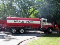 IL - Maple Park Fire Department Tender