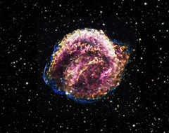 New Findings on Kepler Supernova (NASA, Chandra, 09/11/12) (NASA's Marshall Space Flight Center) Tags: nasa astronomy universe kepler supernovaexplosion largemagellaniccloud xraytelescope supernovaremnant chandraxrayobservatory keplerssupernovaremnant typeia sn1604 g0045068 v843ophiuchi