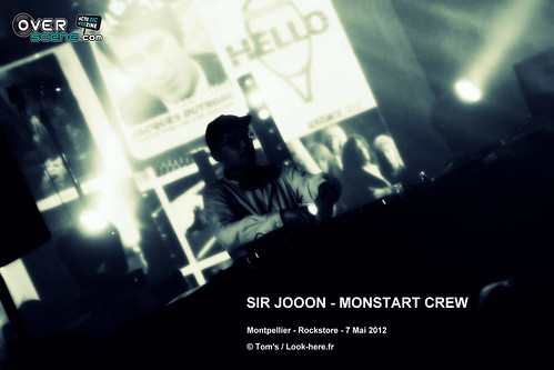 SIR JOOON @ Rockstore - Montpellier - 6LOGO