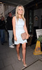 Emily Atack London Fashion Week Spring/Summer 2013