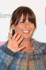 Davina McCall - London Fashion Week Spring/Summer 2013
