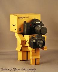 TUTELAGE (weasteman) Tags: camera japan lens toys amazon nikon danbo amazoncojp nikond90 danboard revoltechdanboard minidanbo weasteman danbolove revoltechdanbo projectdanbo