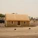 Casas diferenciadas do Deserto do Saara
