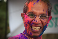 Festival of Color (26 of 49).jpg (bknabel) Tags: color chalk westvirginia krishna hindu holi newvrindaban moundsville festivalofcolors canon5dmkii bradknabel bknabel ©bradknabel