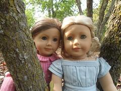 SDC10557 (kgabor19) Tags: laura girl jack doll mary caroline bulldog american abbott 1812 littlehouseontheprairie
