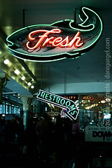 "Pike Place Market. Seattle, WA, USA • <a style=""font-size:0.8em;"" href=""http://www.flickr.com/photos/35947960@N00/8000408310/"" target=""_blank"">View on Flickr</a>"