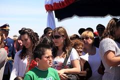 Desfile militar en Fiestas Patrias chilena, en Calama. (Mik Chile) Tags: chile miguel del canon is para mark desfile ii militar 5d fuentes patrias silva markii calama glorias ejrcito 24105l fiestras mikchile