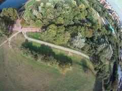 Park Szczliwicki, Warszawa (Sebastian Kaliszewski) Tags: kite eye birds photography view aerial warsaw z kap fotografia warszawa ochota lotu latawiec szczliwice ptaka powietrzna wwkp wwkcp latawcowa