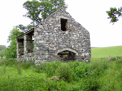 Ruined barn (DizDiz) Tags: uk wales landscape ruin dolgellau olympusc720uz