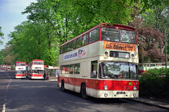 Wow - Atlanteans everywhere! (Ned Basher) Tags: southampton leyland eastlancs atlantean leylandatlantean southamptoncitybus wow551j southamptoncitytransport