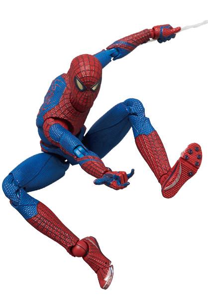 MEDICOM TOY 推出新系列可動玩具『MAFEX』!首波商品『蜘蛛人:驚奇再起』