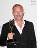 Kevin Costner 64th Annual Primetime Emmy Awards, held at Nokia Theatre L.A. Live