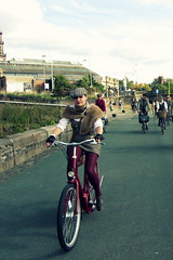 The Harris Tweed Ride 2012 (hazler_06) Tags: ride glasgow harris tweed 2012 the