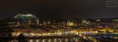Salzburg bei Nacht (t.heidmann) Tags: salzburg europa nachtfotografie digitalkamera salzburgerland stativ canoneos5dmkii atoesterreich