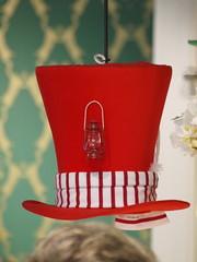 no hat, a lamp (Hans-Jrgen Bckmann) Tags: lampe hut 2012