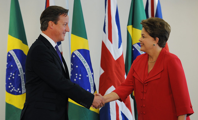 Thumbnail for  David Cameron in Brazil