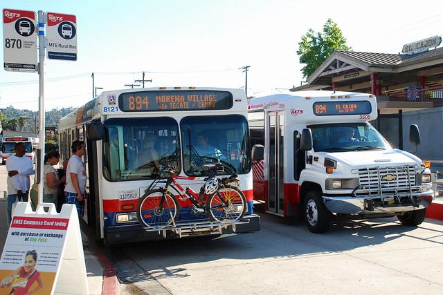 bus chevrolet sandiego metro elcajon eldorado chevy transit aerotech kodiak 8100 mts minibus cutaway 3500 enc sandiegotransit edn newflyer eldoradonational d40lf c5500 aeroelite rt894 bus8121 bus3505