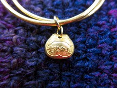 Long Life and Prosperity Bangle Bracelet