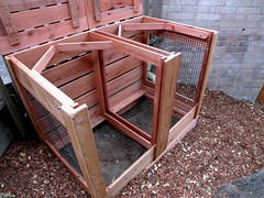 "2-Bin Composter Install • <a style=""font-size:0.8em;"" href=""https://www.flickr.com/photos/87478652@N08/8057928381/"" target=""_blank"">View on Flickr</a>"