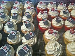 Virgin Media Cupcakes