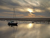 Sunset on the Alt (Mr Grimesdale) Tags: sunset seascape boat merseyside sefton rivermersey highton seasunset stevewallace riverestuary riveralt mrgrimesdale