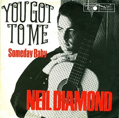 Diamond, Neil - You Got To Me - D - 1967 (Affendaddy) Tags: germany 1967 metronome neildiamond 1960spop vinylsingles collectionklaushiltscher yougottome