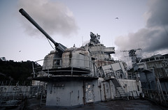 C611 (Philippe sergent) Tags: france abandoned navy colbert urbex ghostship landevennec croiseurcolbert c611 philippesergent