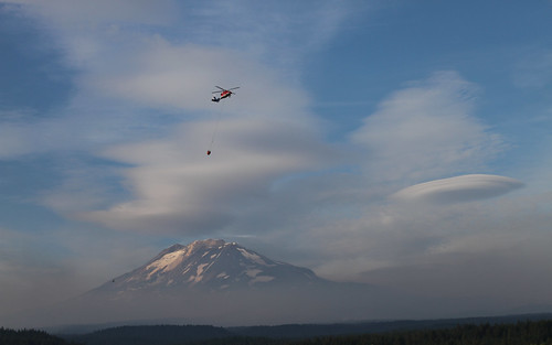 Cascade Creek Fire