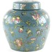 112. Chinese Porcelain Lidded Urn