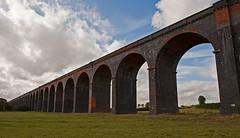 Harringworth Viaduct. (Cycling Saint) Tags: harringworthviaduct nikond3 nikkor247028