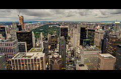 New York 2012_158 (Sam_C_Moore) Tags: nyc newyork america cityscape centralpark manhattan skycrapers topoftherock rockerfella olympusomd