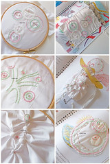 storybook stitching (contemporary embroidery) Tags: storybook embroidery