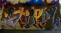 graffiti amsterdam (wojofoto) Tags: amsterdam graffiti streetart wojofoto wolfgangjosten nederland netherland holland amsterdamsebrug hof flevopark storm