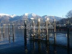 20160318_172345 (coldgazemedia) Tags: switzerland photobank stockphoto ticino locarno landscape lake lakemaggiore bluesky blue swissvillage snowmountain outdoor pier water waterfront sea seaside scenery mountain