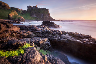 Dunluce Castle. Explore