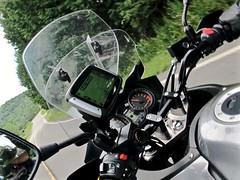 Love the twisties... (deanspic) Tags: motorcycle g12 twisties bikecam gps