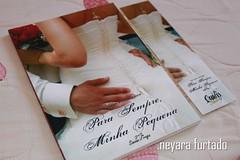 para sempre minha pequena (NeyaRa Furtado) Tags: livro noiva casamento simone sempre pequena