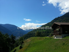 20150919_132525 (coldgazemedia) Tags: photobank stockphoto scenery schweiz switzerland swissvillage swissalps landscape naters brig alps mountain swisshuts alpine alpinehut bluesky blue green grass grassland