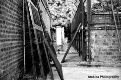 Converging Lines (Ambika Shrestha) Tags: lines converginglines powerfullines monochrome delhigram streetofdelhi delhidiaries delhiphotographer streetlove streetphotography nikonian nikonphotography