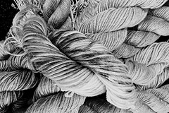 (jean_pichot1) Tags: interwoven patterns nobody contrast shapes bw tied texture close entangled knots rope