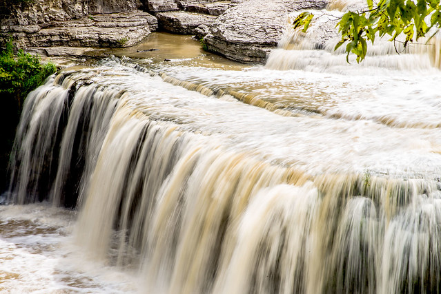 Cataract Falls State Recreation Area - September 9, 2016