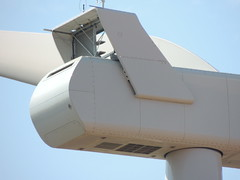 Dog house (ptcruiser4dogs) Tags: windfarm turbine windturbine energy farmcountry farmland oklahoma deercreek cashion country bfe dirtroads