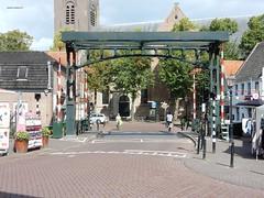 Abcoude (bcbvisser13) Tags: brug dorpsbrug weg fietsers kerk huizen dorp abcoude provutrecht nederland eu winkels brcke