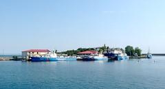 Sozopol Border Police (Sergei Pinevich) Tags: sozopol borderpolice port ships