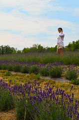 (gillian of the universe) Tags: lavender farm ontario flowers nature
