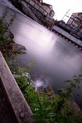 DSC_2815 (.74lz 'Up °) Tags: saintlaurentblangy 62223 basenautique longuepose filtrend eau canal scarpe kayak canoé
